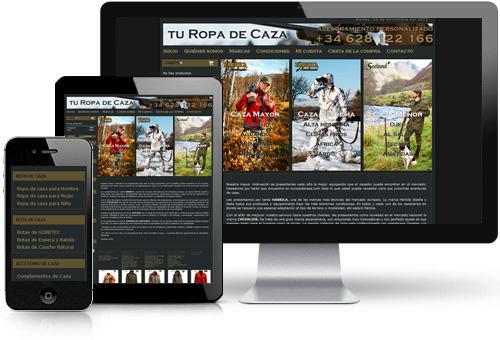 Imagen de diseño web responsivo de Diseño Web Valencia Infoactiu