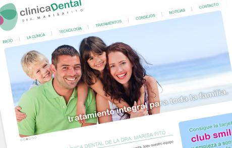captura-pantalla-inicio-web-clinica-dental-marisa-fito-catarroja